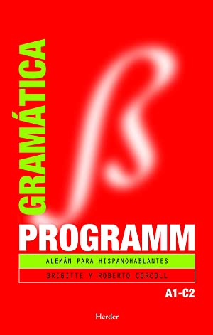 Gramatica aleman programm: Corcoll, Roberto