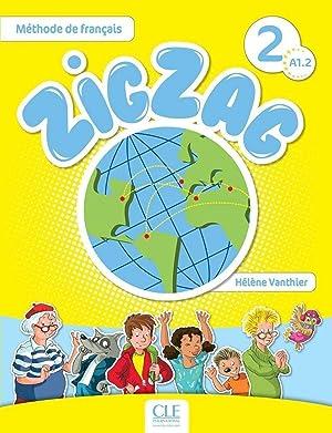 Zig zag 2 alumno.(a1.2).(+cd audio): Vv.Aa.