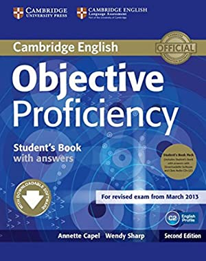 st).objective proficiency.(st+key+cd+download software)