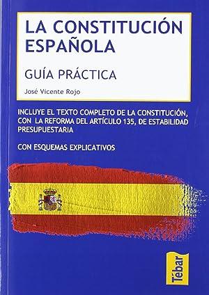 La constituciÓn espaÑola: Rojo, José Vicente