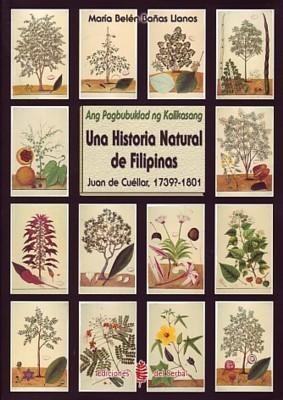 Una historia natural de filipinas. juan de: BaÑas Llanos, Maria