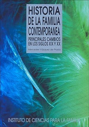 Historia de la Familia contemporánea: Vázquez de Prada