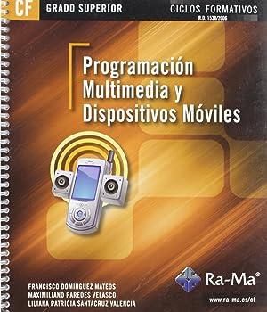 Programación multimedia y dispositivos moviles: Raya González, Laura