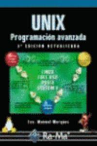 Unix: programacion avanzada (3ª ed.ampliada y actualizada): Marquez, Francisco M.