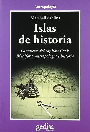 Islas De Historia: Sahlins, Marshall