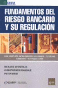 Fundamentos del riesgo bancario y su regulación: Vv.Aa.
