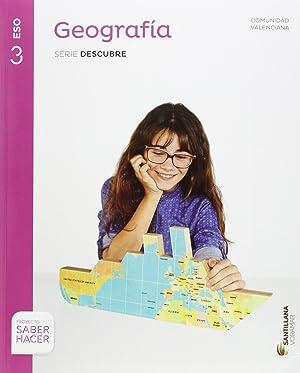 15).geografia ha.3ºeso *valencia en castellano* saber: Vv.Aa