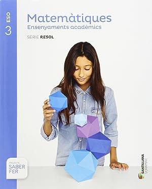 val).(15).matematiques academicas 3r.eso: Vv.Aa