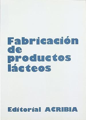 FabricaciÓn de productos lÁcteos: Sokolow, A., Teply,