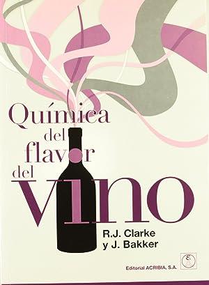 QuÍmica del flavor del vino: Clarke, R.J.