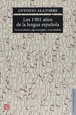 Los 1001 años de la lengua española: Alatorre, Antonio