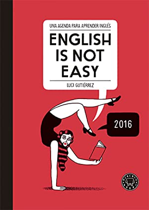 English is not easy agenda 2016