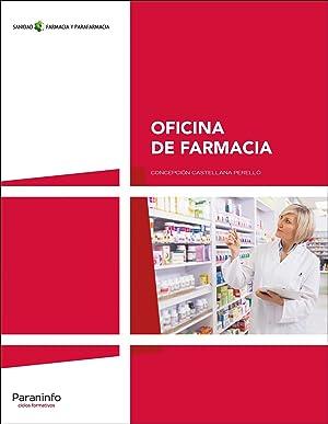 15).(g.m).oficina farmacia.(sanidad:farmacia parafarmacia): Castellana Perello, Concepción