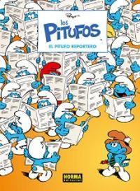 Pitufos, 23 Pitufo Reportero: Peyo