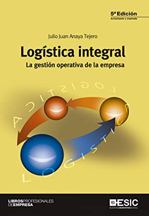 LogÍstica integral: Anaya Tejero, Julio