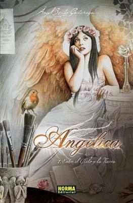 Angélica, 1 Entre Cielo Y Tierra: Gastañaga, Angel