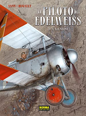 Piloto Edelweiss: Yann, Romain Hugault