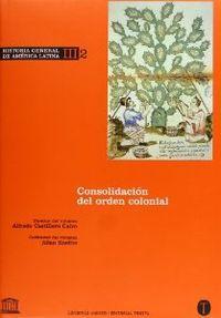 Consolidacion orden colonial: Castillero Calvo, Alfredo