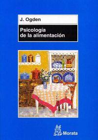 Psicologia alimentacion: Ogden, J.