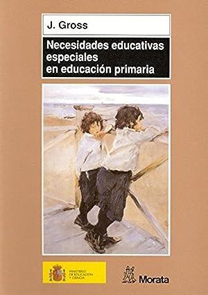 Necesidades educativas especiales: Gross, J
