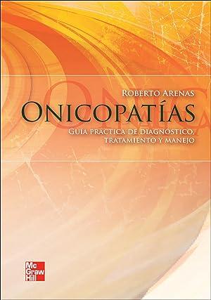 Onicopatias guia de diagnostico tratamiento y manejo: Arenas