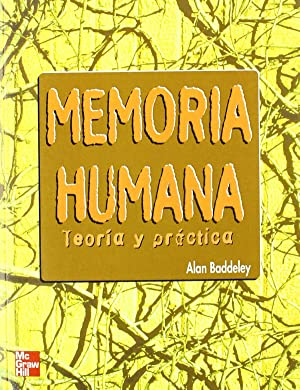 Memoria humana: Baddeley