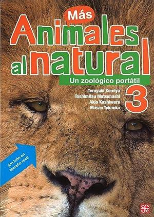 Animales al natural 3. Un zoológico portátil: Matsuhashi, Toshimitsu