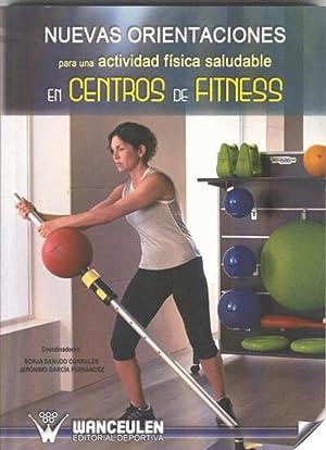 Nuevas orientaciones centros fitness: SaÑudo, Borja