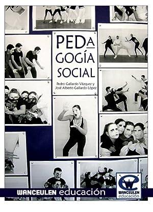 Pedagogia social: Gallardo, Pedro