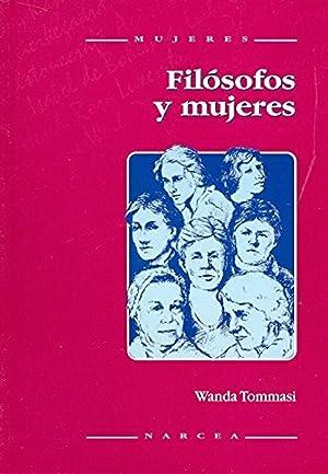 Filosofos y mujeres: Tommasi, Wanda