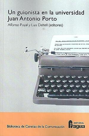 Un guinista en la universidad: Puyal, Alfonso