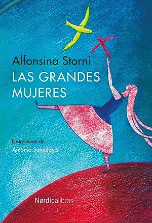 Las grandes mujeres: Storni, Alfonsina
