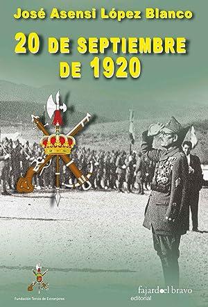 20 de Septiembre de 1920: Asensi, Jose