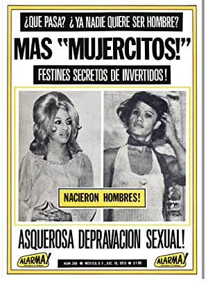 Mujercitos: Medina, Cuauhtemoc/Vargas, Susana