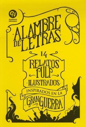 Alambre De Letras: Vv.Aa.