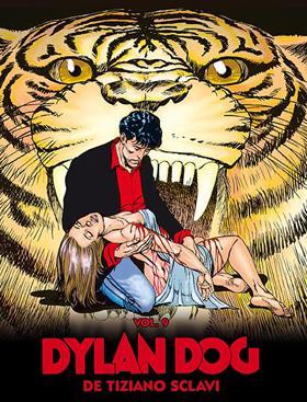 Dylan Dog Tiziano, 9: Sclavi, Tiziano