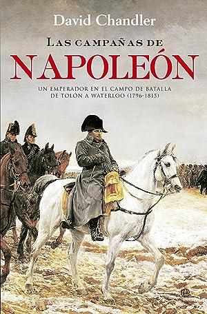 Las campañas de Napoleón: Chandler, David
