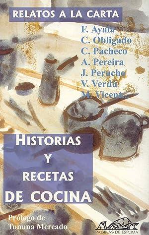 Historias y recetas cocina: Ayala