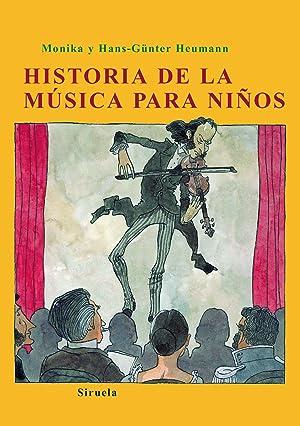 Historia musica para niÑos: Heumann, Monika