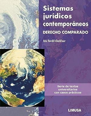 Sistemas juridicos contemporaneos: Tardif, Eric