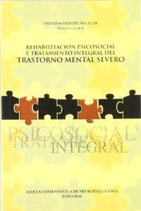 Rehabilitacion psicosocial y tratamiento: Haefs, Gisbert