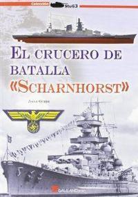 Crucero de batalla scharnhorst: Guridi, Jorge