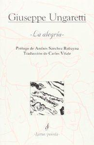 Alegria, la: Ungaretti, Giuseppe