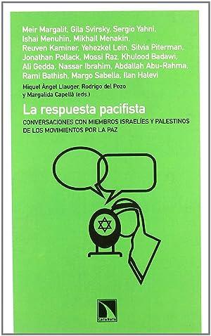 Respuesta pacifista, la: Llauger, Miquel
