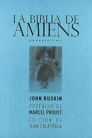 Biblia de amiens: Ruskin, John