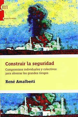 Construir la seguridad: René Amalberti