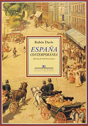 España contemporánea: Rubén Darío