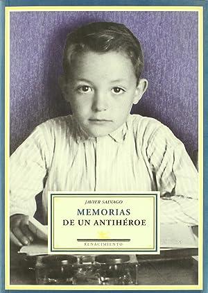 Memorias de un antiheroe: Salvago, Javier