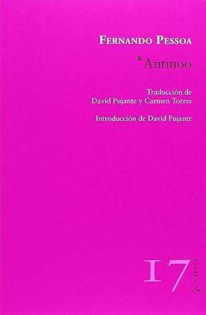Antinoo: Fernando Pessoa