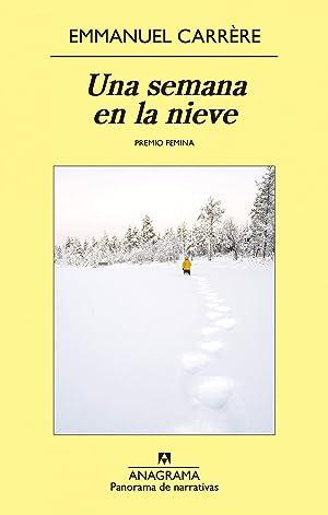 Una semana en la nieve: Carrere, Emmanuel